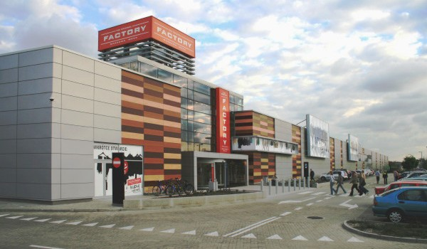 Centrum Factory Outlet w Luboniu – otwarte